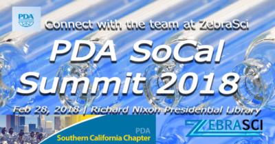 Join us at PDA SoCal Summit 2108
