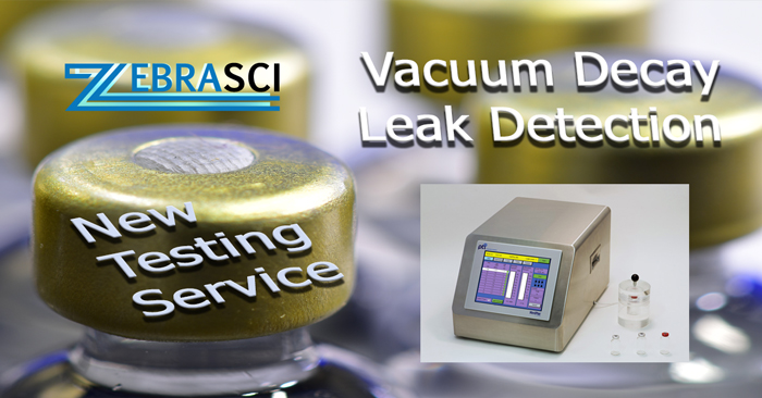 Vacuum Decay Leak Detection