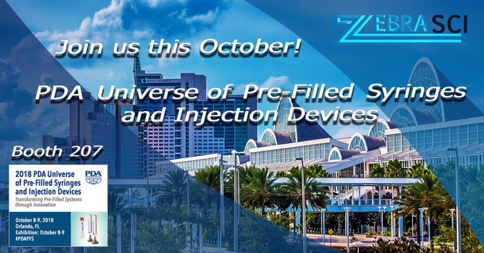 Join us in Orlando - Booth 207