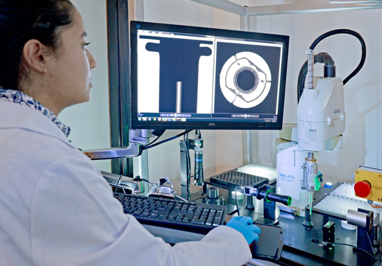 Medical Device Precision Measurement Solutions