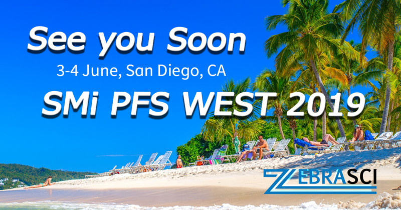 Join us at the PFS show in San Diego